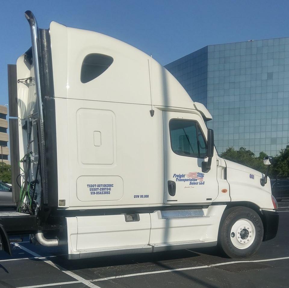 Freight Transportation Select LLC