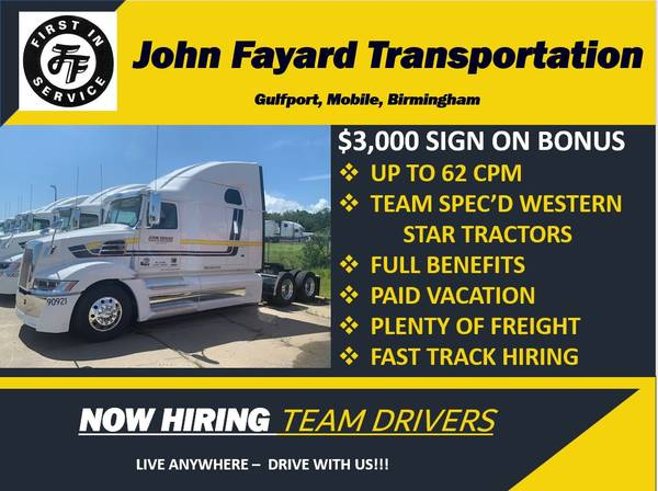 John Fayard Transportation
