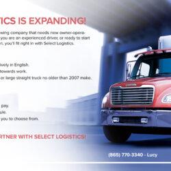 Select Logistics INC